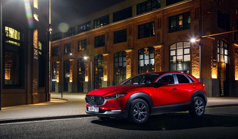 Mazda:В январе 2021 года СХ-30 2019 поступит на российский рынок