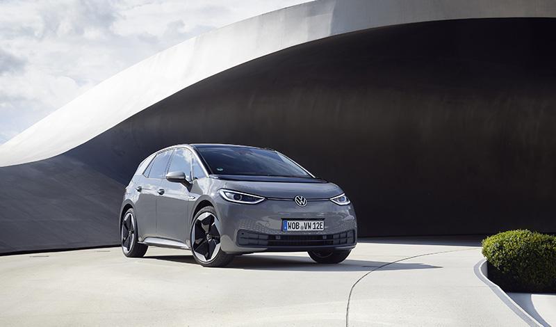 Volkswagen ID.3 прошел краш-тест Euro NCAP