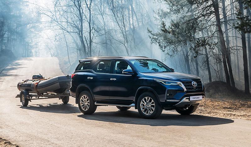 Toyota:Обновленный Toyota Fortuner 2020 получил дизельный двигатель