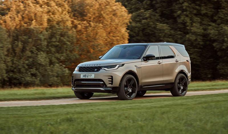 Обновленный Land Rover Discovery 2021 представлен официально