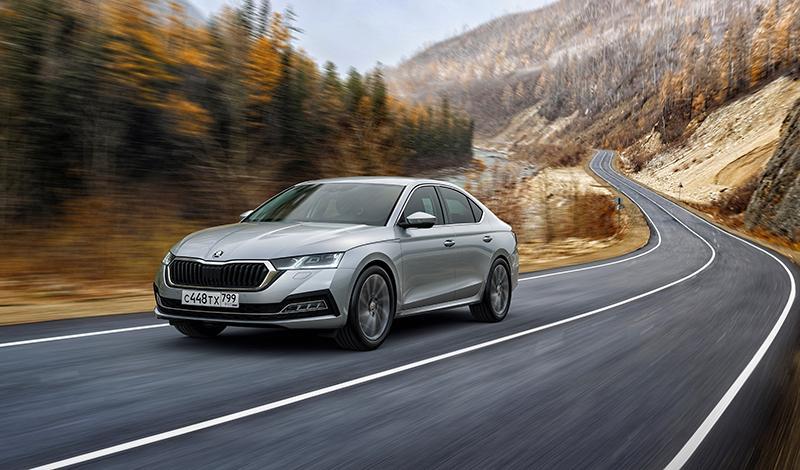 Стартовали продажи ŠKODA OCTAVIA 2020 с двигателем 1.4 TSI/150 л.с