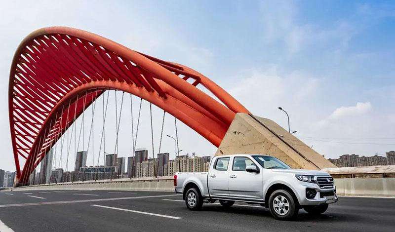 Марка Great Wall возвращается в Россию с моделью GWM Wingle 7