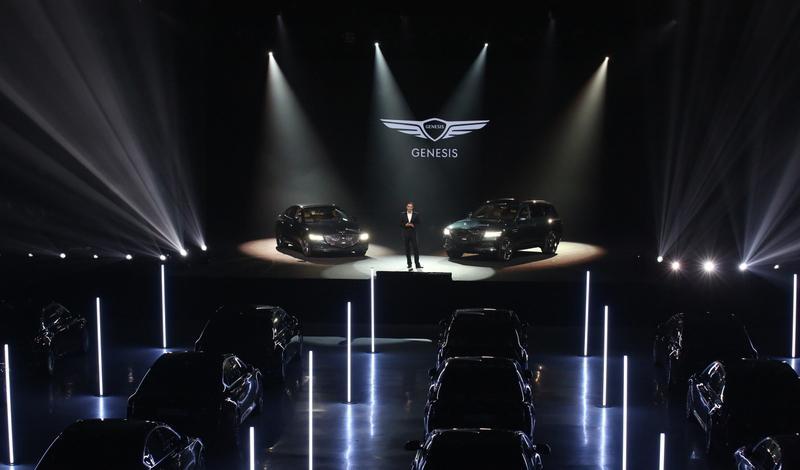 Genesis:О новых моделях G80 и GV80