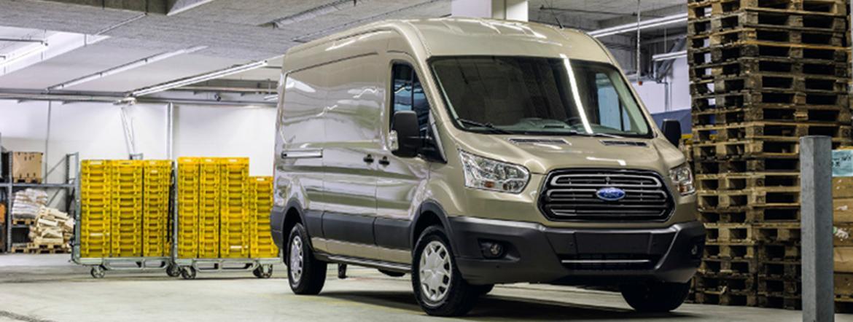 Семейство коммерческих автомобилей Ford Transit пополнилось новыми версиями