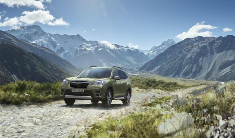 Subaru Forester 2019 модельного года: объявлены цены на комплектации для Российского рынка