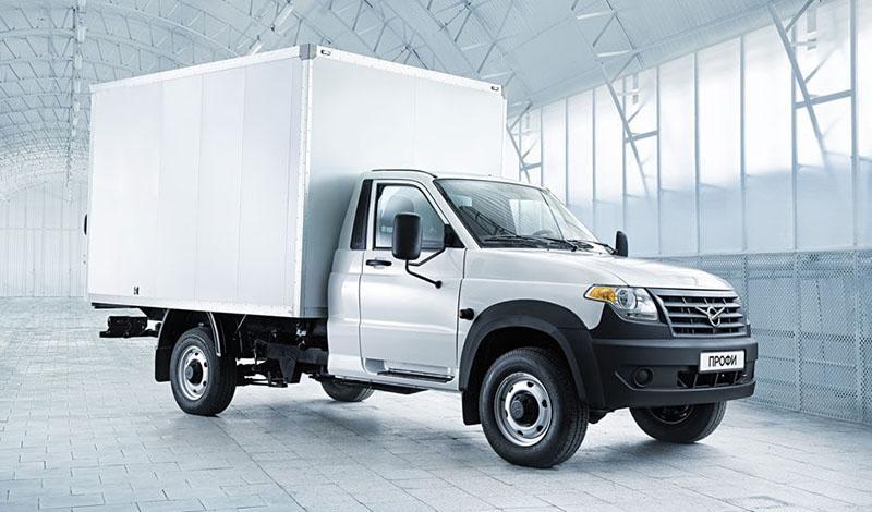 В продажу поступили новые модели лёгкого коммерческого автомобиля УАЗ Профи
