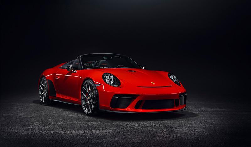 Porsche:Porsche объявляет о начале производства Porsche 911 Speedster в начале 2019 года