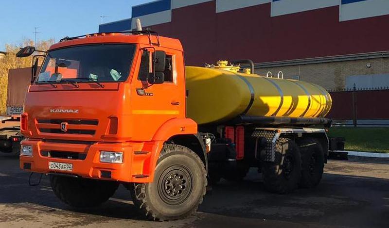 Kamaz:«КАМАЗ» принял участие в выставке оборудования и технологий
