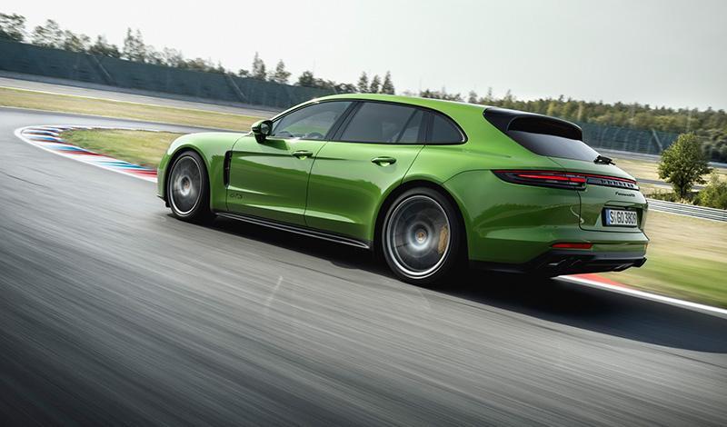 Panamera GTS Sport Turismo: новый особо спортивный универсал