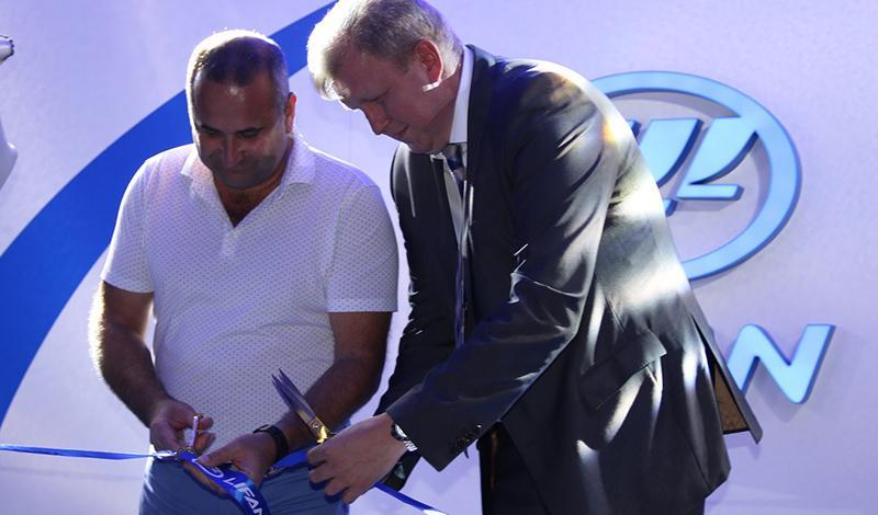 Lifan:В Ростов-на-Дону состоялось официальное открытие нового дилерского центра LIFAN «СОКОЛ МОТОРС»