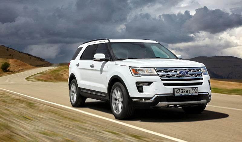 Ford:Ford ко Дню автомобилиста провел опрос