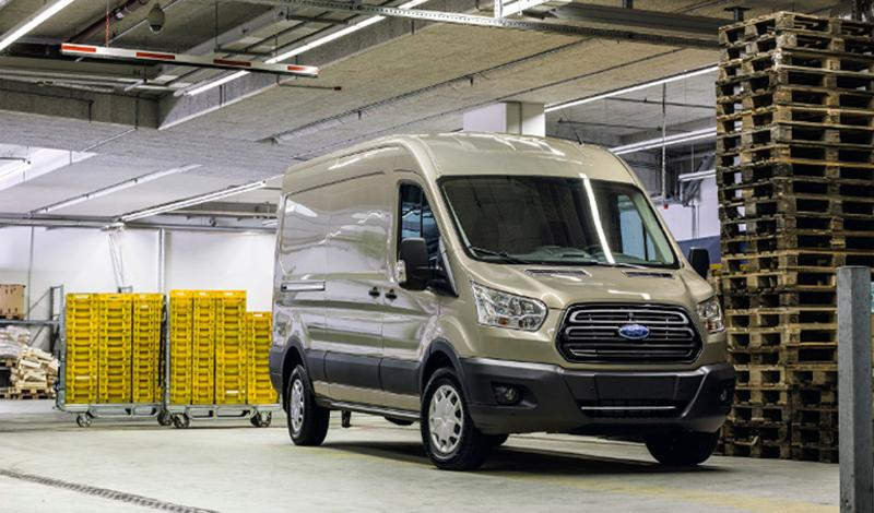 Ford:Семейство коммерческих автомобилей Ford Transit пополнилось новыми версиями