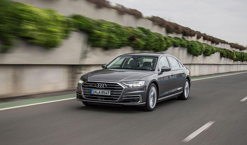 Стартовал прием заказов на новую модификацию Audi A8