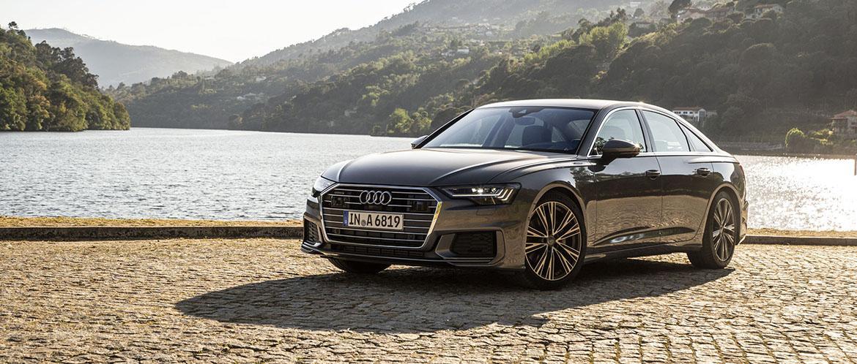 Audi представляет новый седан бизнес-класса Audi A6 2018 года