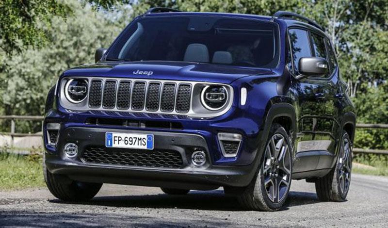 Завод Melfi готовится к производству нового Jeep Renegade PHEV