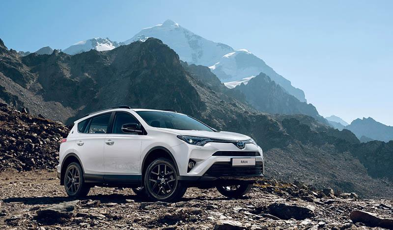 Toyota запустила продажи юбилейной серии RAV4