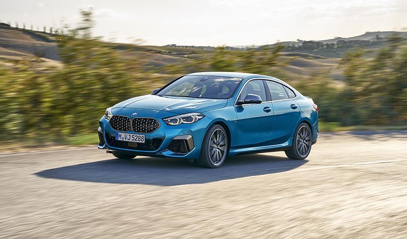 BMW 2 серии Gran Coupe по цене от 1 990 000 рублей