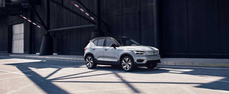 Volvo представила XC40 Recharge - первый электрокар марки
