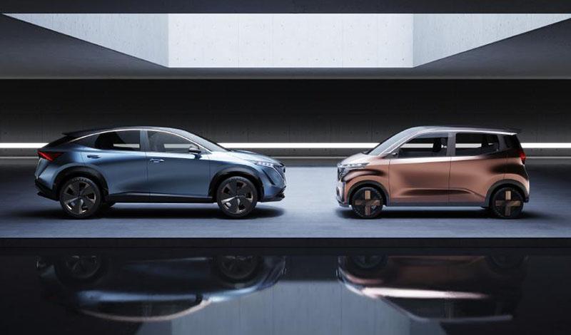 Автосалон в Токио 2019: Nissan показал концепты