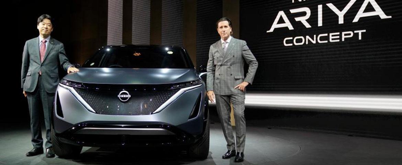 Автосалон в Токио 2019: концепт-кар Ariya