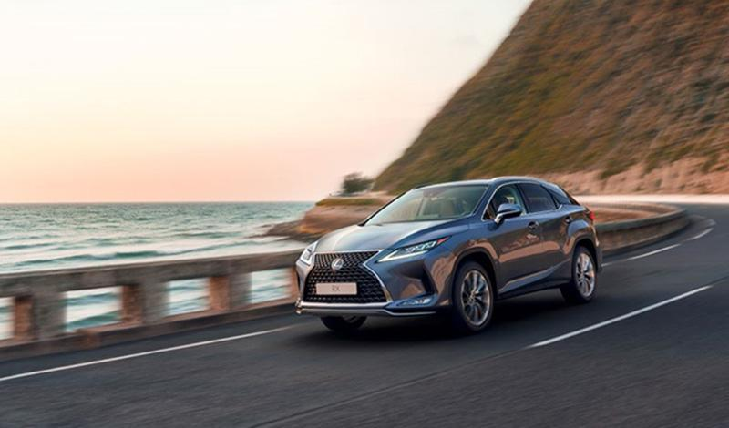 Lexus:Рестайлинговые Lexus RX получат ЭПТС