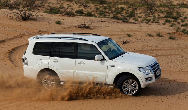Mitsubishi:Последняя партия из 500 машин Mitsubishi Pajero поступит к официальным дилерам
