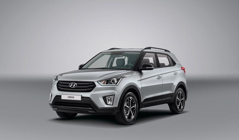 Hyundai установит комплекс Auto Link на Hyundai Creta – Rock Edition
