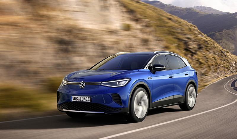 Volkswagen:Представлен первый электрический кроссовер Volkswagen – ID.4