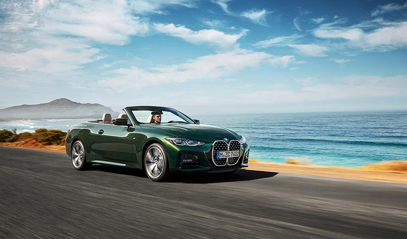 Представлен BMW 4 серии Cabrio 2021