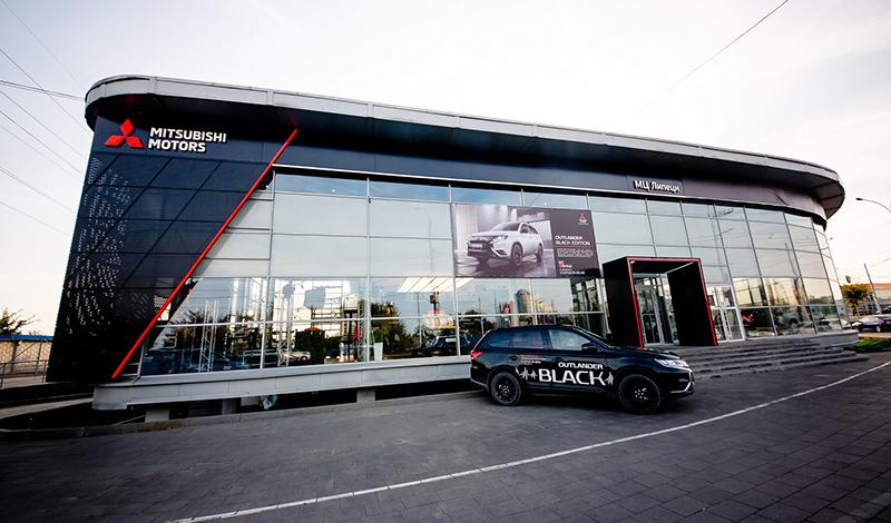 В Липецке и Тамбове открылись новые дилерские центры Мицубиси