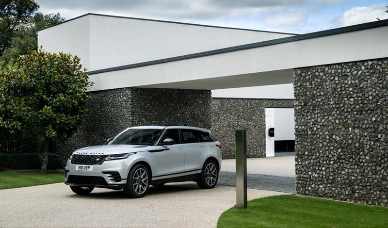 Range Rover Velar 21 модельного года получит новый двигатель, новой информационно-развлекательной системой Pivi