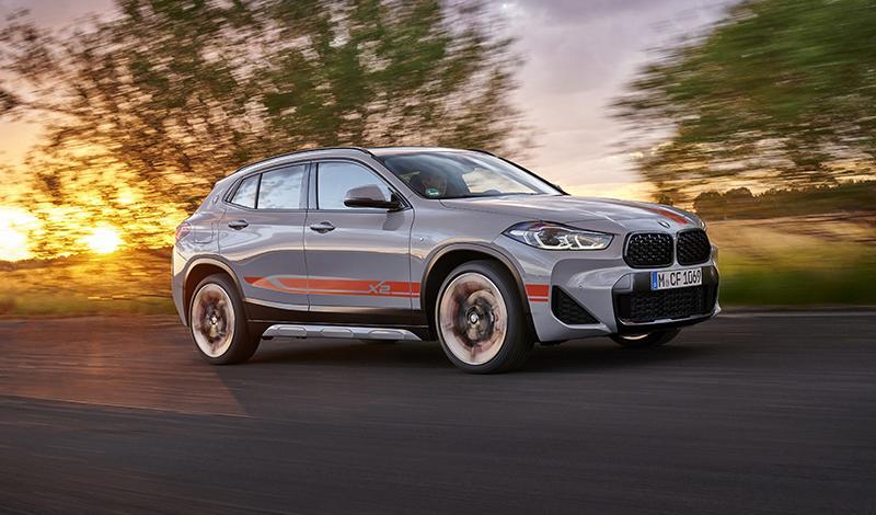 """BMW X2 M в исполнении """"Mesh Edition"""""""