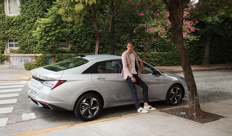 Сервис онлайн-подписки Hyundai Mobility пополнился новой Hyundai Elantra