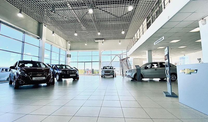 Во Владимире открылся дилерский центр Chevrolet по продаже и обслуживанию массового сегмента