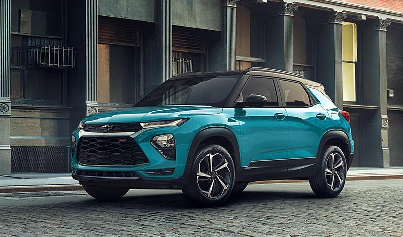 Chevrolet Trailblazer пришел в Россию. Цена от 1 999 000 рублей