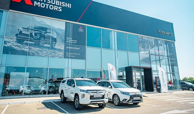 Бренд Mitsubishi открыл новый дилерский центр в Краснодаре