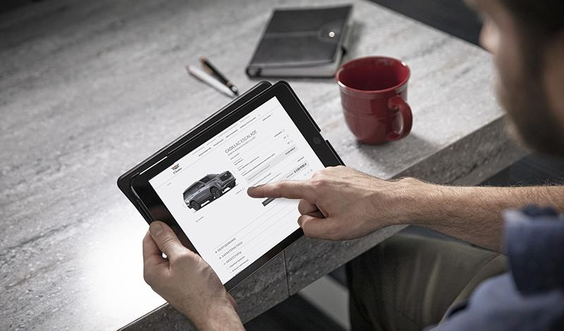 General Motors представляет сервис онлайн-покупки по приобретению автомобиля