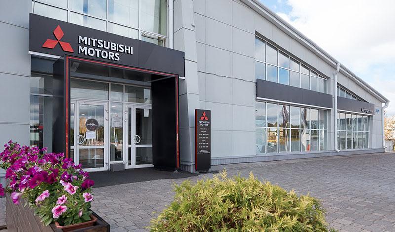 Mitsubishi Motors открыл в Перми новый дилерский центр