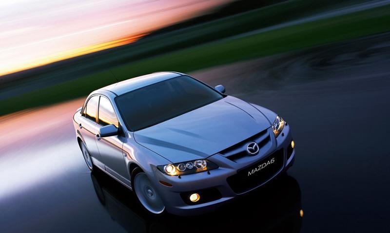 Mazda запускает отзывные компании на некоторые модели Mazda 6