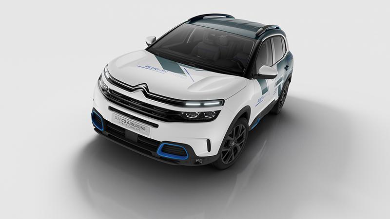Citroën представит на Парижском автосалоне обновленную гамму автомобилей