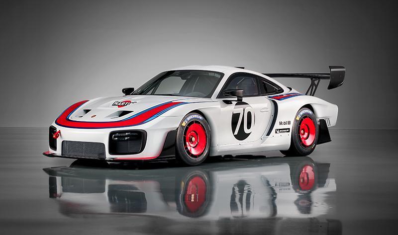 Porsche:Porsche представила новый Porsche 935 в рамках автоспортивного мероприятия Rennsport Reunion