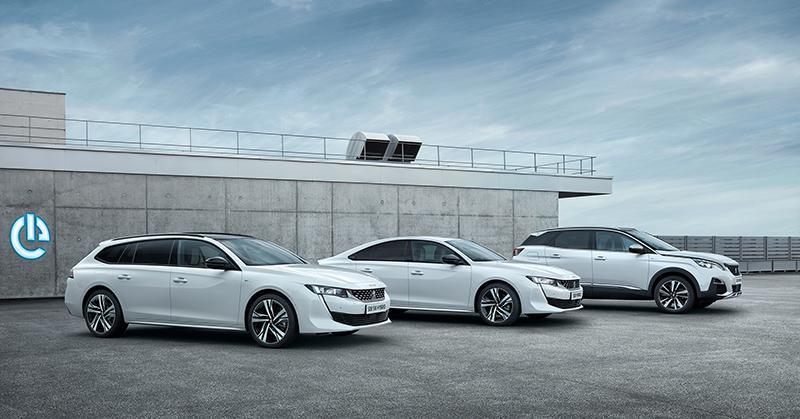 Peugeot:Peugeot представляет новые силовые агрегаты Plug-in Hybrid с бензиновыми двигателями