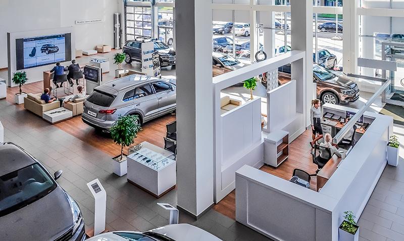 В Нижнем Новгороде открылся новый дилерский центр Volkswagen «Луидор-Авто»
