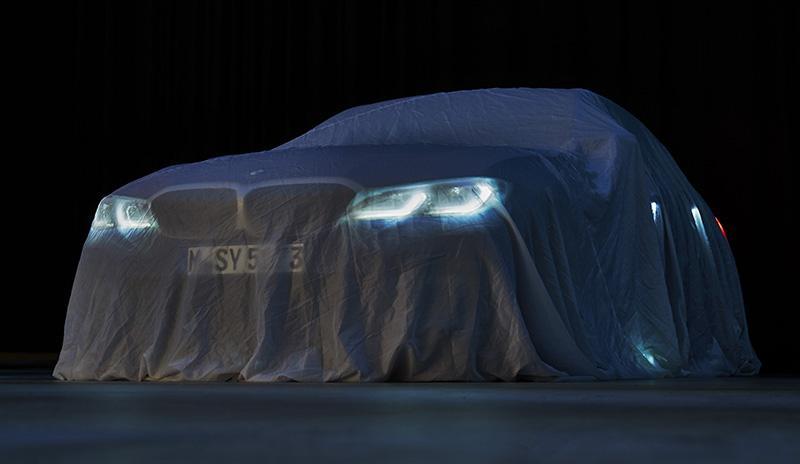 На международном автосалоне в Париже BMW представит новый седан 3 серии