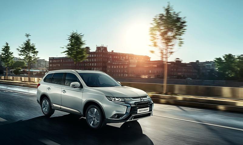 Mitsubishi:В России стартовало производства нового Mitsubishi Outlander