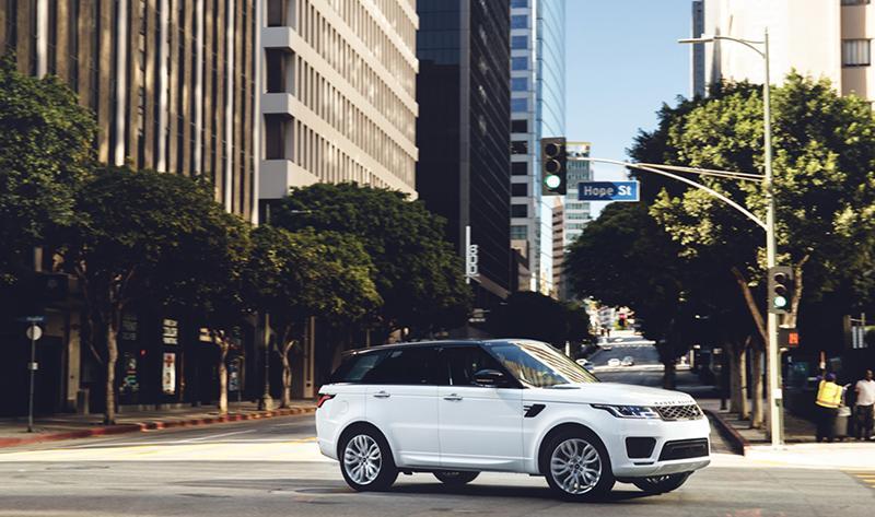 Land Rover:Land Rover Россия объявляет о старте продаж Range Rover Sport 2019 модельного года