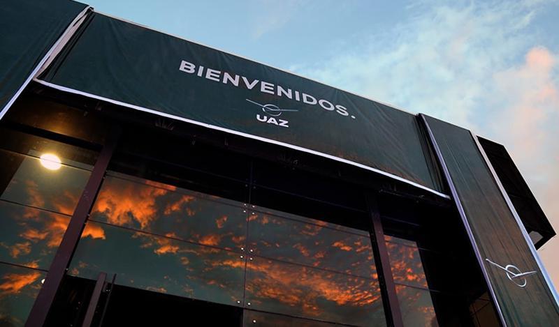 UAZ:В сентябре Уаз открыл первый дилерский центр в Мексике