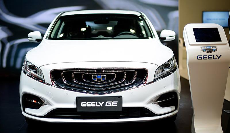"""Geely:Geely представила 6 автомобилей линейки """"Поколение 3.0"""" на ММАС 2018"""