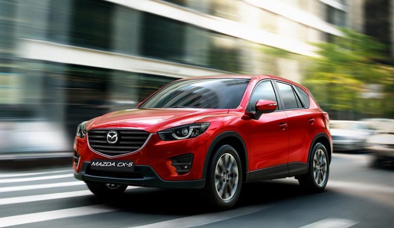 Mazda объявляет о старте отзывных компаний на некоторые модели Mazda CX-5