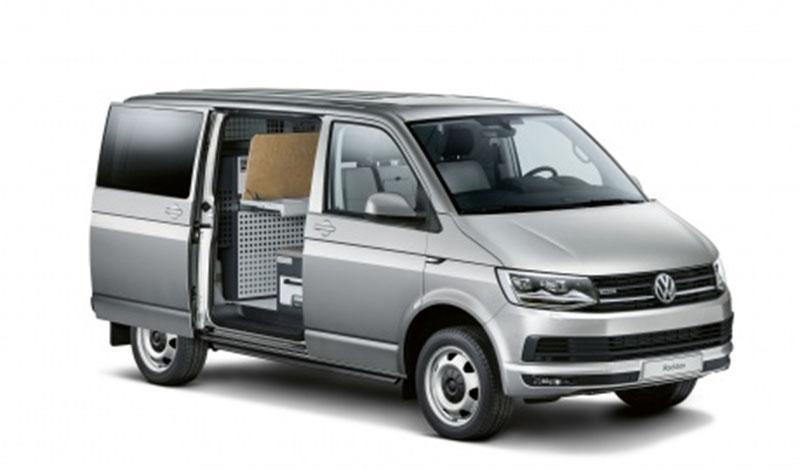Volkswagen Коммерческие автомобили представили на IAA 2018 кузовные надстройки